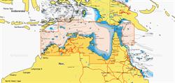 Карты Navionics Small 8G166S NOTHERN AUSTRALIA - фото 10068