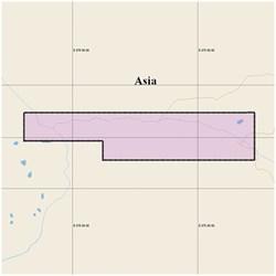 Карта глубин C-MAP - ОБЬ: НИЖНЕВАРТОВСК - ХАНТЫ-МАНСИЙСК - фото 10229