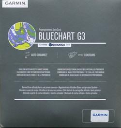 Garmin VEU063R - Черное и Азовское море, g3 Vision - фото 10991