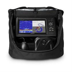 Зимний набор Garmin EchoMap CHIRP 72cv Panoptix PS22 IceBundle - фото 11280