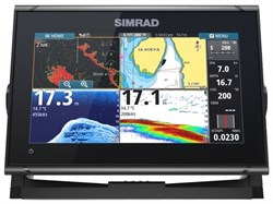 Эхолот SIMRAD GO 9 XSE с Active Imaging 3-in-1 - фото 11804