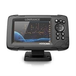 Эхолот Lowrance Hook Reveal 5 83/200 HDI - фото 11845