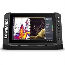 Эхолот Lowrance Elite FS 9 с датчиком Active Imaging 3-в-1 - фото 23869