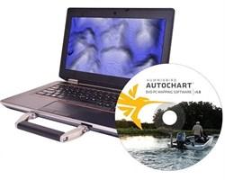 Программное обеспечение AutoChart PC Software SD (не подходит для HELIX 5 & 7) - фото 4481