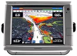 Эхолот Комплект Garmin GPSMAP 7012 + BlueChart G2 Russia - фото 4547