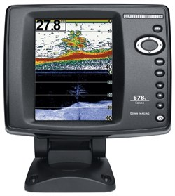 Эхолот Humminbird 678cx HD DI - фото 4572