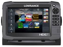 Эхолот Lowrance HDS-7 Gen3 - фото 4631