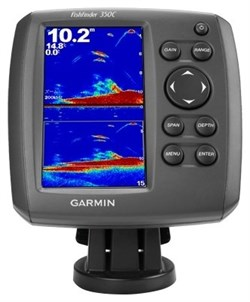Эхолот Garmin Fishfinder 350C - фото 4702