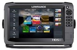 Эхолот Lowrance HDS-9 Gen3 - фото 4819