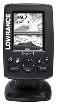 Эхолот Lowrance MARK-4 CHIRP (83/200 455/800) - фото 4881