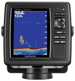 Эхолот Garmin GPSMAP 527xs без трансдьюсера - фото 4943