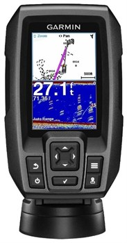 Эхолот Garmin STRIKER 4 Worldwide - фото 4945