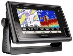 Эхолот Комплект Garmin GPSMAP 721xs с GMR 18HD - фото 5030