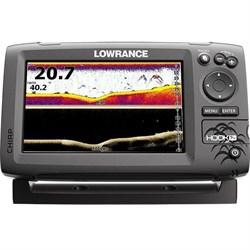 Эхолот Lowrance HOOK-7x Mid/High/DownScan™ - фото 5331
