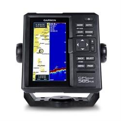 Эхолот Garmin GPSMAP 585 PLUS с GT20 - фото 5738