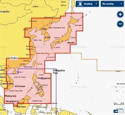 Карта Navionics+ 35XG Японское море, Владивосток - фото 5777