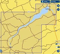 Карты Navionics Small 5G763S Новосибирское водохранилище - фото 5802