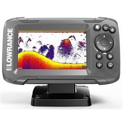Эхолот Lowrance HOOK2-4X GPS BULLET SKIMMER - фото 5890
