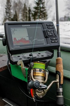 Эхолот Garmin STRIKER 5dv/cv Ice Fishing Bundle - фото 6471