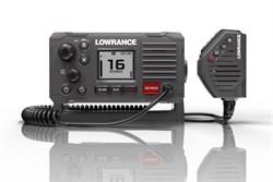 Lowrance VHF MARINE RADIO,DSC,LINK-6 - фото 6688