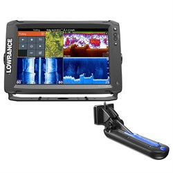 Эхолот Lowrance Elite-12Ti TotalScan Transducer™ 000-13718-001 - фото 6690