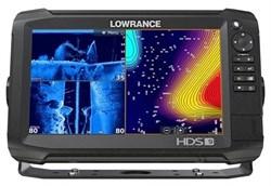 Эхолот Lowrance HDS-9 Carbon без трансдьюсера - фото 6824