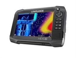 Эхолот Lowrance HDS-7 Carbon без трансдьюсера - фото 6968