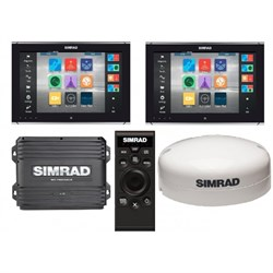 МФД-Эхолот SIMRAD NSO16 SINGLE(MP, MO16T, GS25, OP50, MI10) - фото 7512