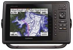 Комплект Garmin GPSMAP 820 8 + BlueChart G2 Russia
