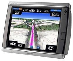 Комплект Garmin GPSMAP 7015 + BlueChart G2 Russia