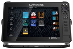 Lowrance HDS-12 LIVE with Active Imaging 3-in-1 Transducer