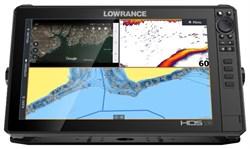 Lowrance HDS-16 LIVE без трансдьюсера
