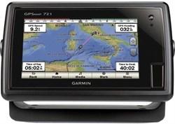 Эхолот Комплект Garmin GPSMAP 721 с GCV10 - фото 9337