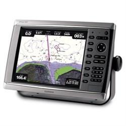 Эхолот Комплект Garmin GPSMAP 6012 + BlueChart G2 Russia - фото 9368