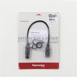 Raymarine Adaptor Cable (25 pin to 8 pin) to attach an existing 8 pin Airmar (CP370 style connector) transducer to AXIOM RV - фото 9651