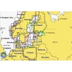 Карты Navionics Small 5G364S SPANGEREID-KVITSOY - фото 9908