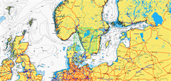 Карты Navionics Small 5G483S2 SWEDEN WEST - фото 9920