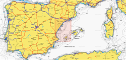 Карты Navionics Small 5G543S2 BARCELONA - BENIDORM - фото 9948