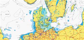 Карты Navionics Small 5G583S2 VOERSAA - FEHMARN