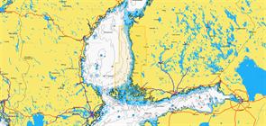 Карты Navionics Small 5G591S2 RAISIO - MOIKIPAEAE