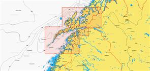 Карты Navionics Small 5G609S2 INNDYR - SENJA