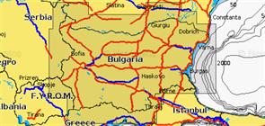 Карты Navionics Small 5G868S BULGARIA