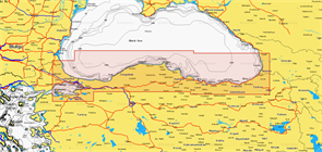 Карты Navionics Small 5G871S TURKEY IGNEADA TO HOPPA