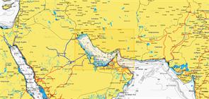 Карты Navionics Small 7G018S2 ARABIAN GULF/GULF OF OMAN