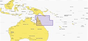 Карты Navionics Small 8G165S NORTH EAST AUSTRALIA