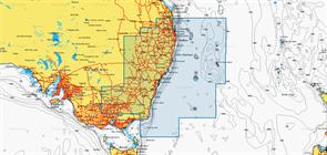 Карты Navionics Small 8G209S NEW SOUTH WALES