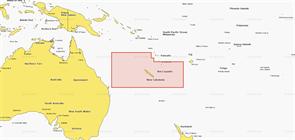 Карты Navionics Small 8G217S NEW CALEDONIA