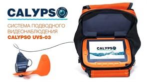 Камера CALYPSO UVS-03 с записью