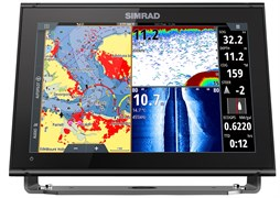 Эхолот SIMRAD GO 12 XSE с Active Imaging 3-in-1