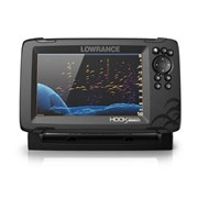 Эхолот Lowrance Hook Reveal 7 - 50/200 HDI